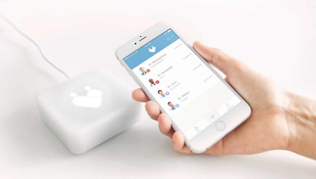 LifeTime App und Hub