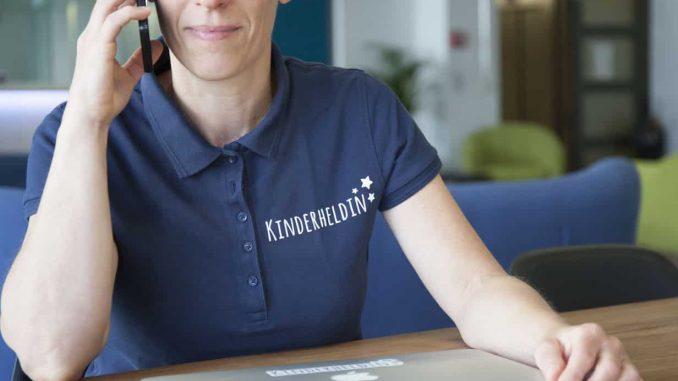 Nicole Höhmann vom Startup Kinderheldin im Interview