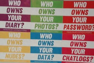 Chaos Communication Congress, Who owns your data?