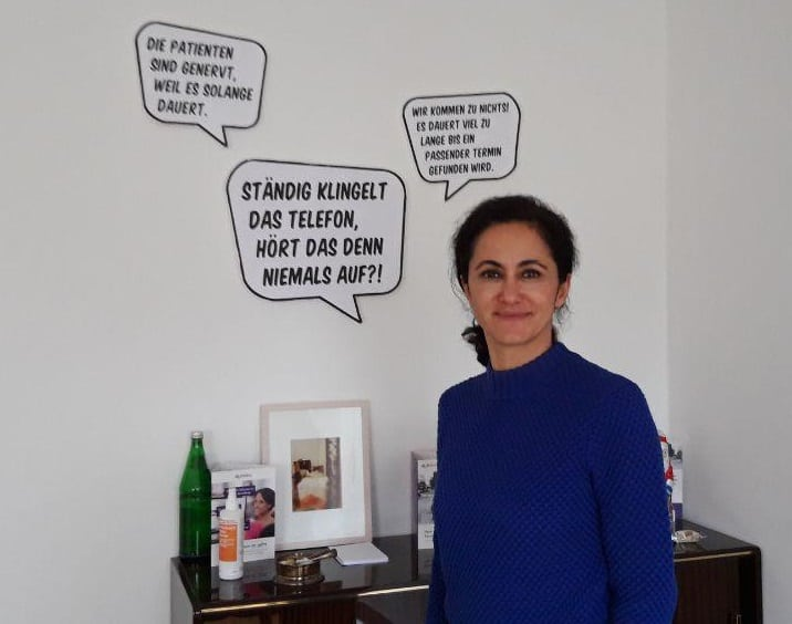 Dr. Shabnam Fahimi-Weber von dubidoc