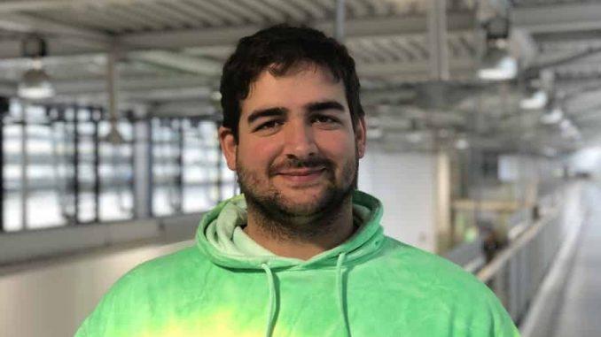 Matteo Cagnazzo, Security Awareness Startup aware7 aus Gelsenkirchen