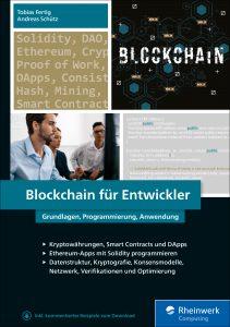 Blockchain für Entwickler, Rheinwerk-Verlag