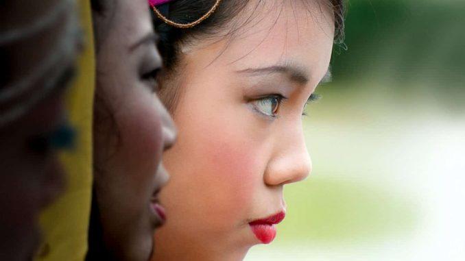 Unterschiedliche Hautfarben in der Bilderkennung
