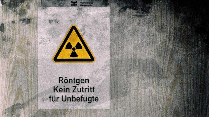 Datenleck von radiologischen Daten